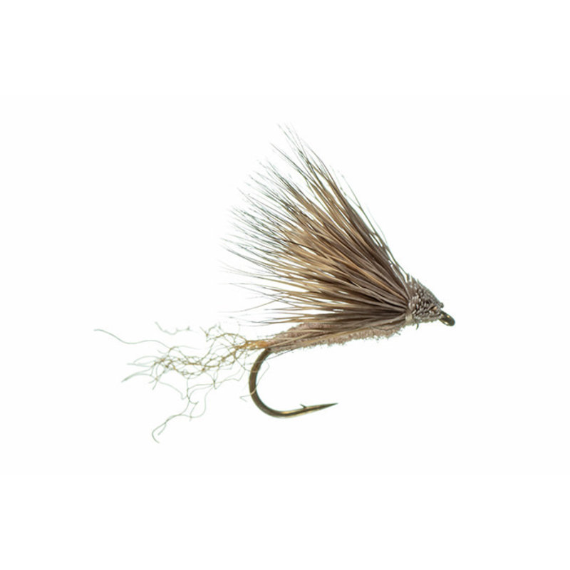 X Caddis | Dry Fly | Tan, Olive | #12