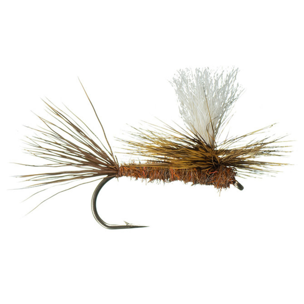 Brindle Chute Dry Fly #14