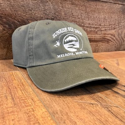 Simms Fishing Products Simms Single Haul Hat | Loden | Sunrise Icon