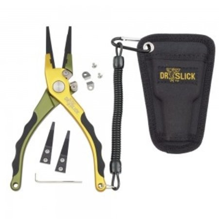 Dr. Slick Dr. Slick Squall Pliers With Cutter