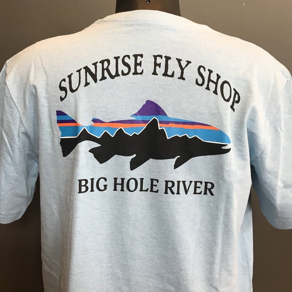 Patagonia Patagonia Fitz Roy T-Shirt Responsibili-Tee | Long Sleeve