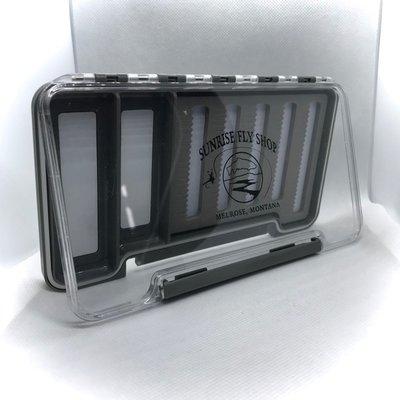 Sunrise Waterproof Fly Box | Combo | Large