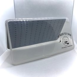 Sunrise Ultra Slim Fly Box With Tear Drop Liner | Large