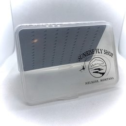 Sunrise Fly Box With Tear Drop Foam | Medium