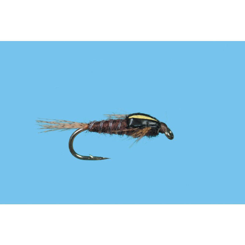 Solitude Fly Company Split Case PMD | Nymph | #20