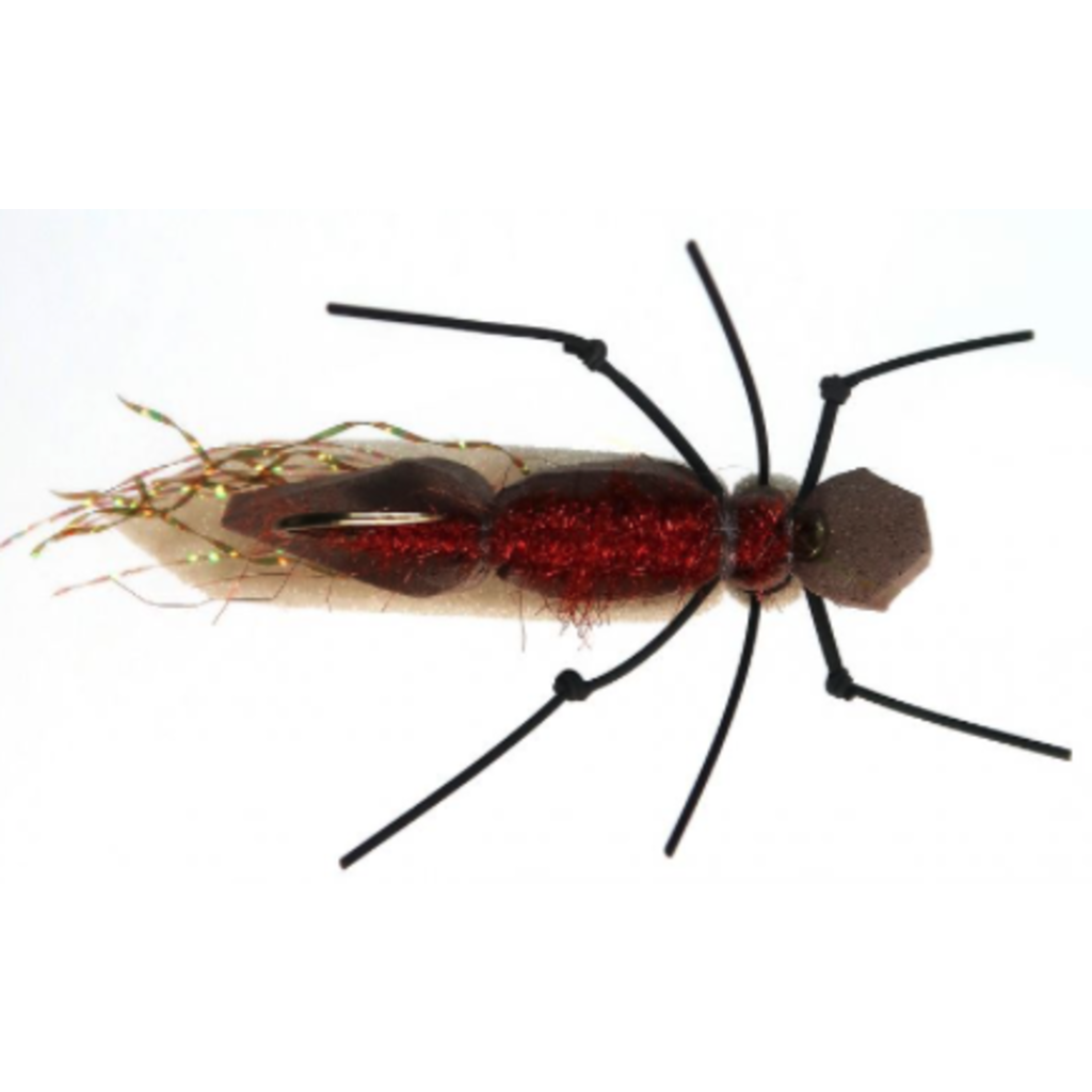 Yellowstone Fly Goods Dornan's Water Walker Salmonfly