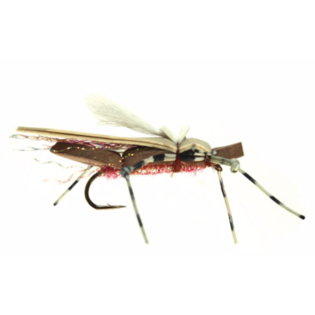 Yellowstone Fly Goods Dornan's Water Walker  Pink  #10