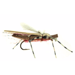 Yellowstone Fly Goods Dornan's Water Walker | Dry Fly | Pink | #10