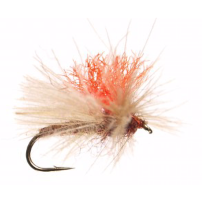 Yellowstone Fly Goods Flambe Caddis   Dry Fly   Tan   #14, #16