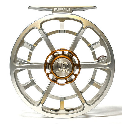 Ross Reels Ross Evolution LTX Fly Reel | Platinum | 5/6