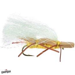 Umpqua Feather Merchants Chubby Chernoby | Dry Fly | Gold | #8, #10, #12