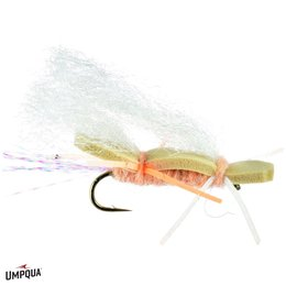 Umpqua Feather Merchants Chubby Chernobyl | Dry Fly | Pink | #10, #12, #16