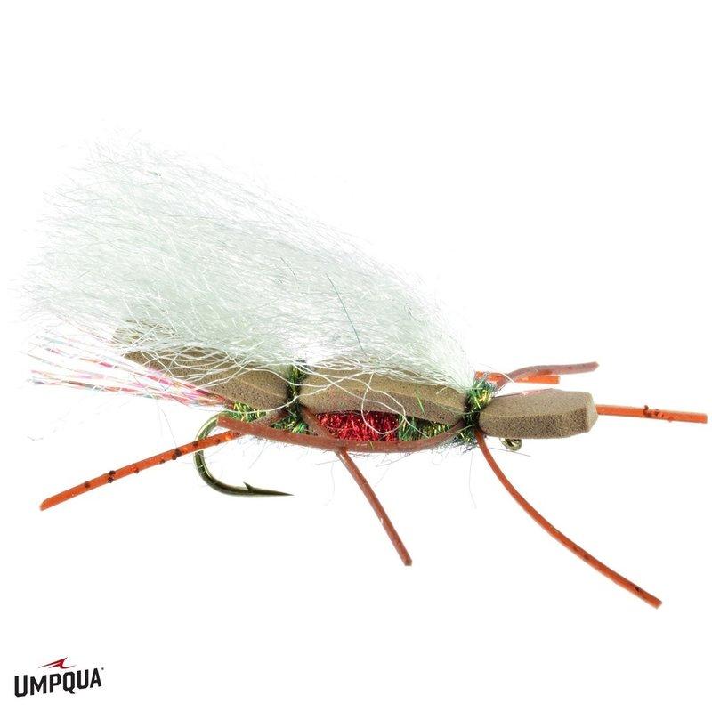 Umpqua Feather Merchants Chubby Chernobyl | Dry Fly | Royal | #8, #12