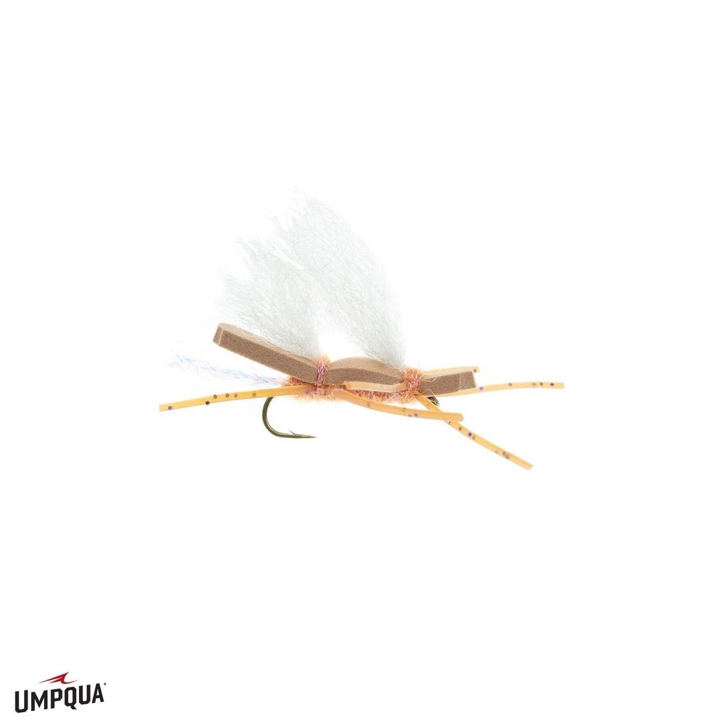 Umpqua Feather Merchants Chubby Chernobyl UV Cinnamon