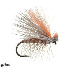 Umpqua Feather Merchants Hot Wing Elk Caddis Tan #12