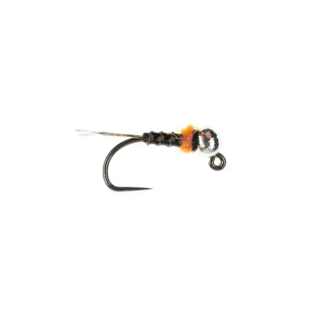 Umpqua Feather Merchants Frenchie Jig Egan Thread Black
