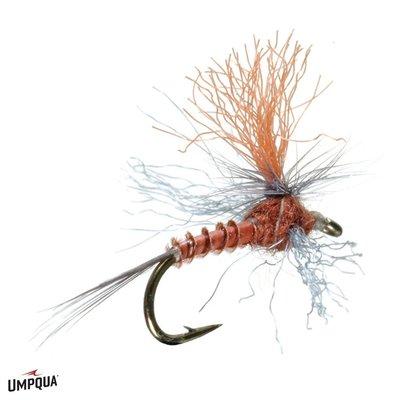 Umpqua Feather Merchants Profile Spinner | Dry Fly | Rusty | #16, #18