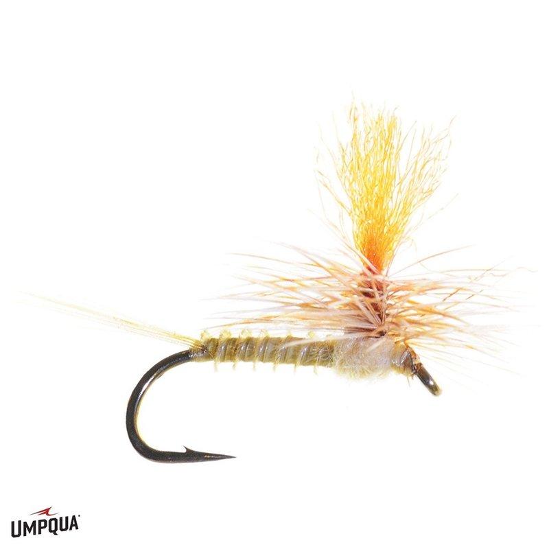Umpqua Feather Merchants Hi-Vis Parachute PMD | Dry Fly | #16
