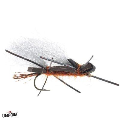 Umpqua Feather Merchants Henry's Fork Foam Stone | Dry Fly | Salmon | #4