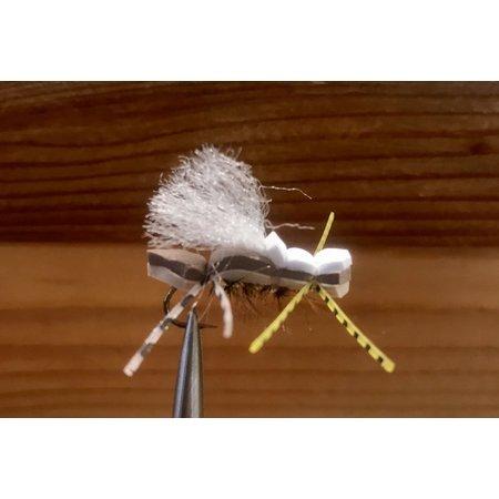 Solitude Fly Company Glommer, Al's | Dry Fly | Tan | #8