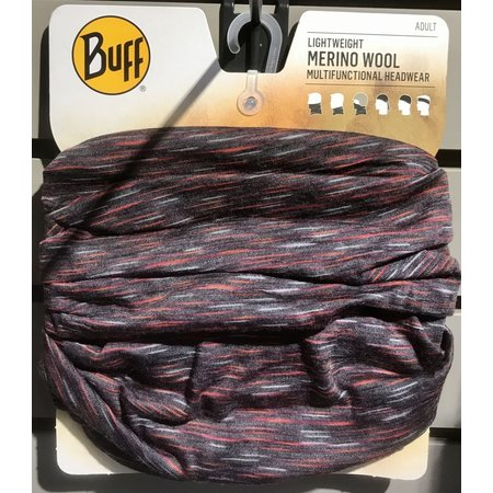 Buff Buff Lightweight Merino Wool   Shale Grey