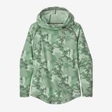 Patagonia Patagonia Women's Tropic Comfort Hoody | Gypsum Green Camo