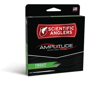 Scientific Anglers Scientific Anglers Amplitude Trout | Moss/Mist Green/Willow | WF5F, WF6F