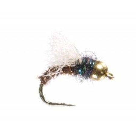 Beadhead Shop Vac   Nymph   Olive, Brown   #16, #18