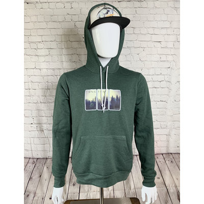 Downstream Adventurewear Downstream Adventurewear |Pines Triptych Fleece Hoodie