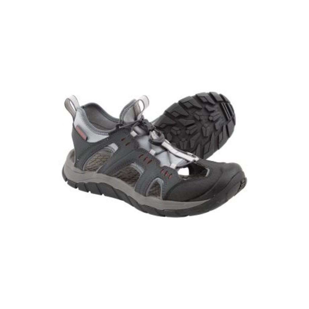 Simms Fishing Products Simms Confluence Sandal | Carbon