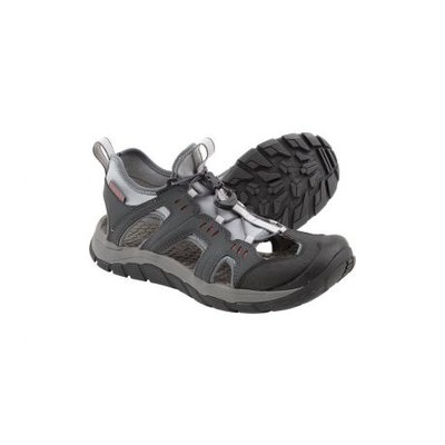 Simms Fishing Products Simms Confluence Wet Wading Sandal | Carbon