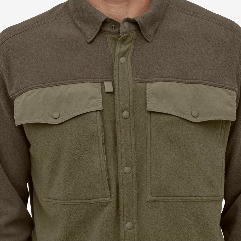 Patagonia M's Long Sleeved Early Rise Snap Shirt