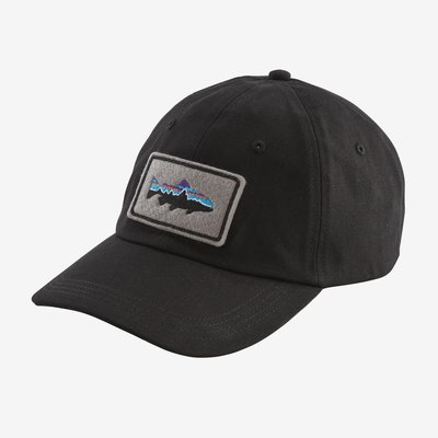 Patagonia Patagonia Fitz Roy Trout Patch Trad Cap | Navy, Black