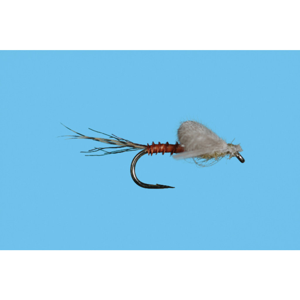 Solitude Fly Company Harrop's Captive Dun | #20