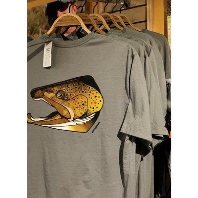 Patagonia Patagonia Fish Noggins Organic T-Shirt