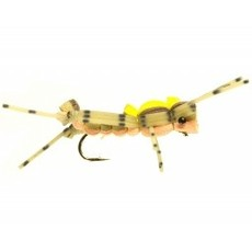 Yellowstone Fly Goods Club Deluxe | Dry Fly | #10 | Pink