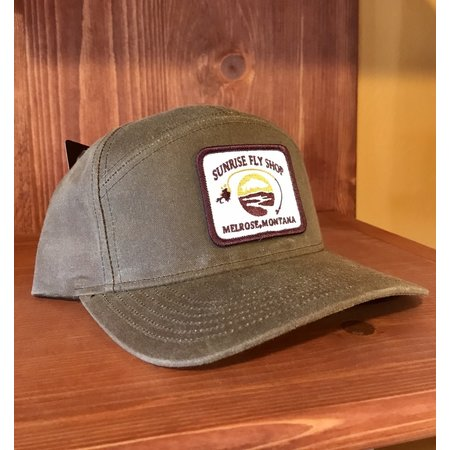 Richardson Sunrise Logo Hat | Pioneer Buck ADJ