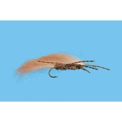 Solitude Fly Company Zirdle Tan #12