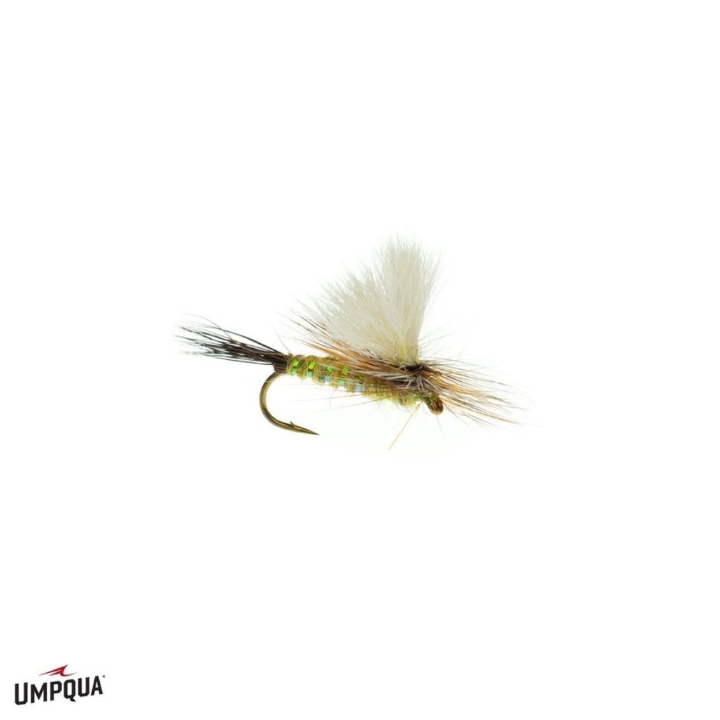 Umpqua Feather Merchants Dennis' Para-Wulff Olive