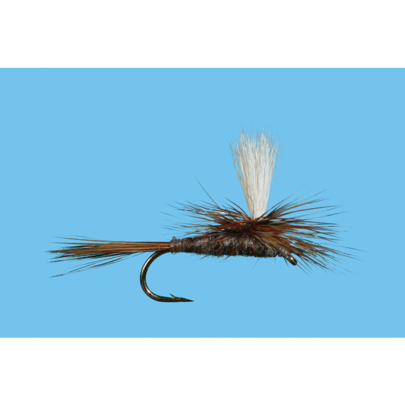 Solitude Fly Company Parachute Adams | Dry Fly | #10, #12, #14, #16, #18