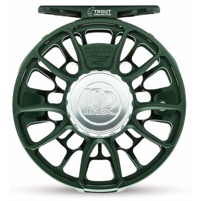 Ross Reels Ross Reels Animas | Fly Reel | 5/6 |  TU Edition | Green