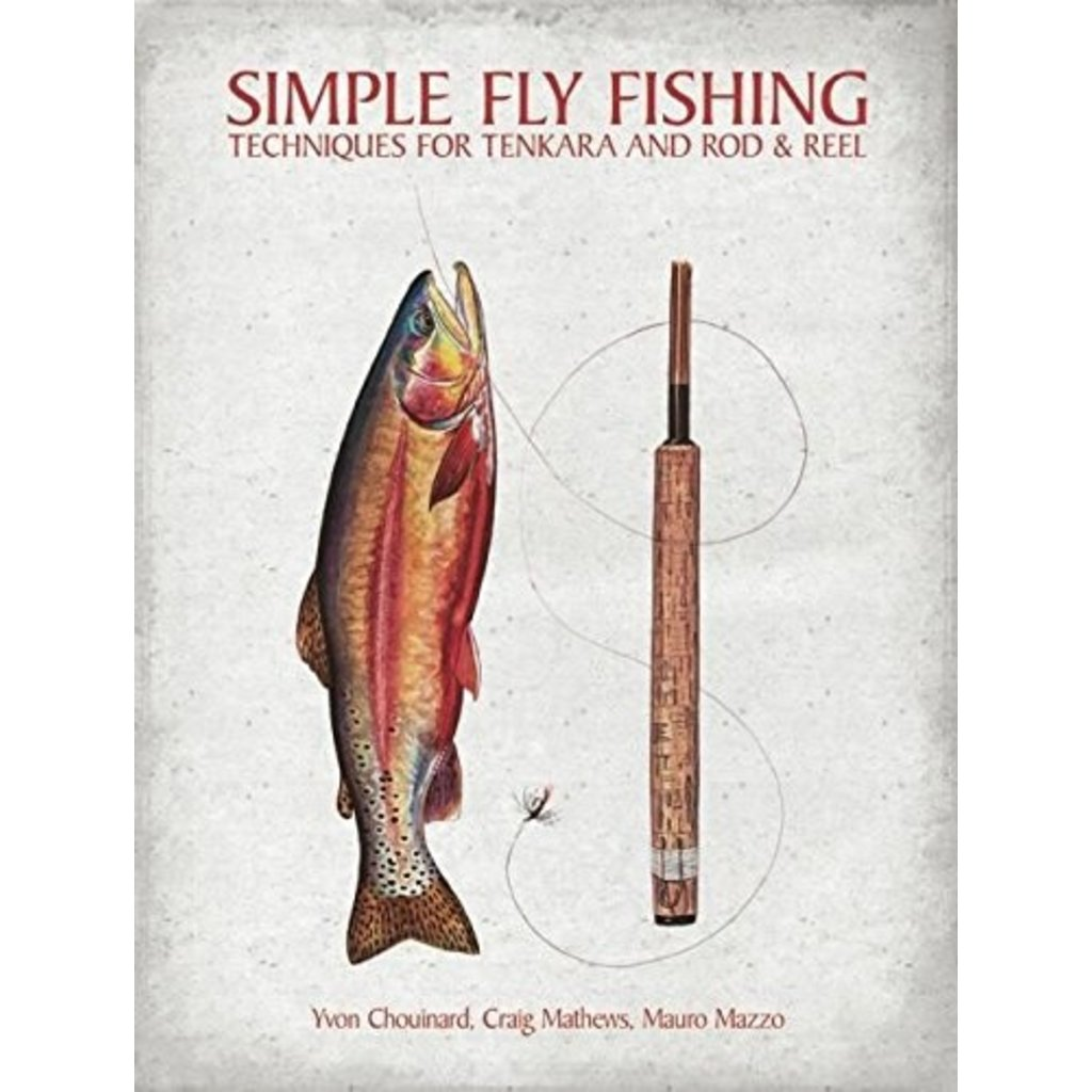 Patagonia Simple Fly Fishing