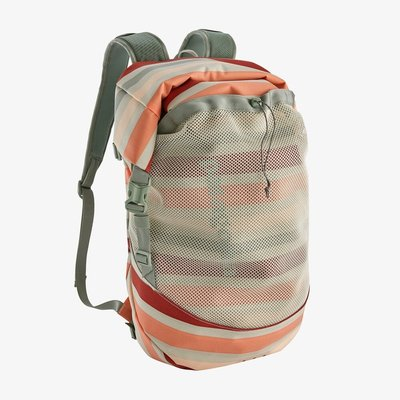 Patagonia Planing Roll Top Pack | 35L | Water Ribbons, Joya Blue