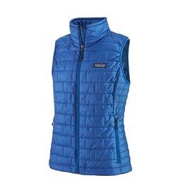 Patagonia Patagonia W's Nano Puff Vest | Pineapple | Bayou Blue