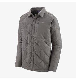 Patagonia Patagonia Tough Puff Shirt   Hex Grey