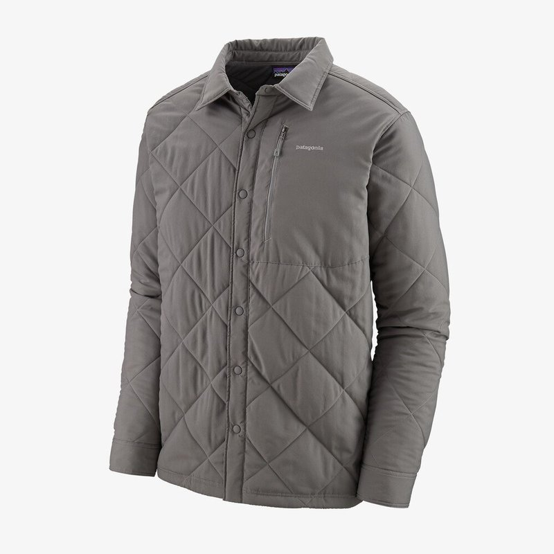 Patagonia Patagonia Tough Puff Shirt | Hex Grey