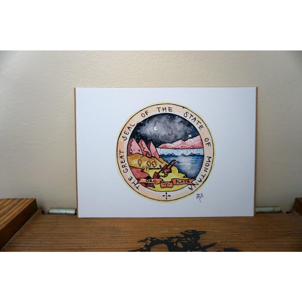 MT Seal Print