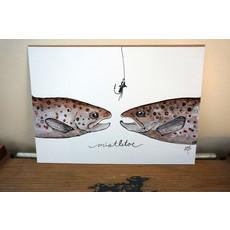 Mistletoe Print