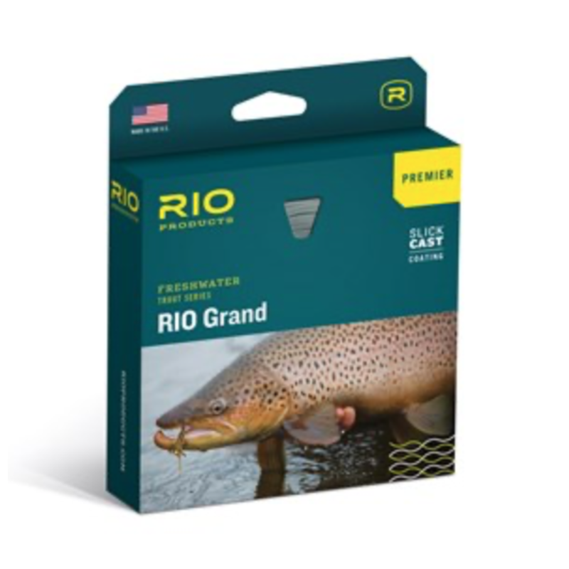 Rio Rio Grand Premier Fly Line