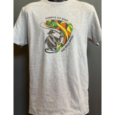 Frontline Design Stained Glass T Shirt